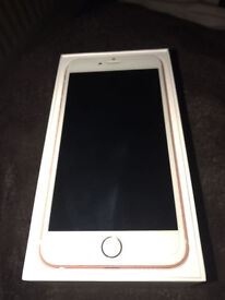 Iphone 6s Plus Rose Gold - Mint Condition