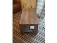 Coffee table for sale 2 months old