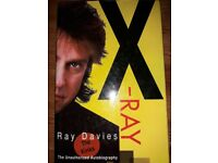 X-RAY, by Ray Davies of The Kinks