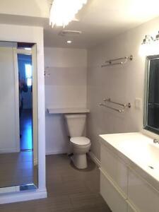 Stunning Condo All luxury! 2 Bedroom/Laundry/Balcony -ALL INCLUS