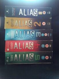 Alias dvd series
