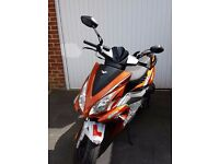 Lexmoto Scooter 125CC - Low Mileage