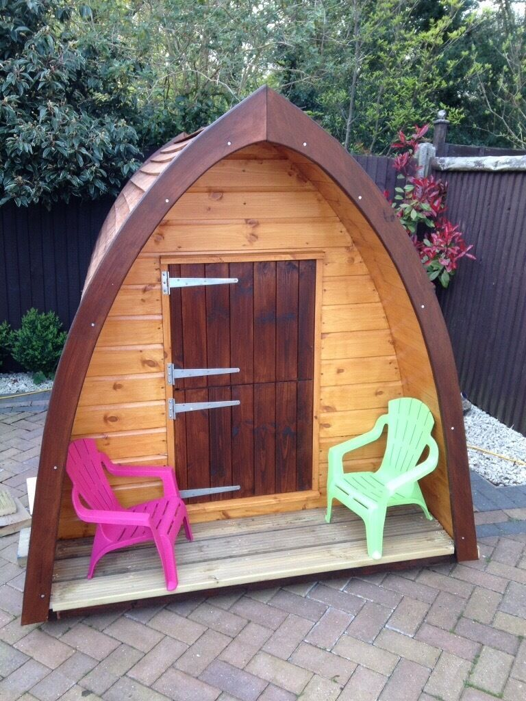 deluxe play pod play house garden shed - Garden Sheds Gumtree