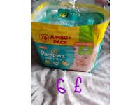 nappies pampers