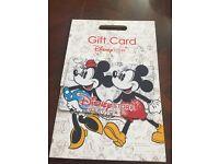 £500 Disney store gift card