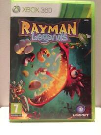 Raymon Legends