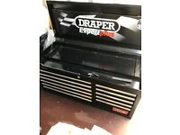 Draper Expert Plus 11 Drawer Ball Bearing HD Heavy Duty Tool Box Chest - XLarge - VGC