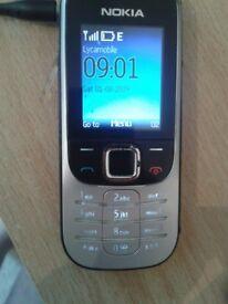 Nokia 2730 mobile on Orange / EE