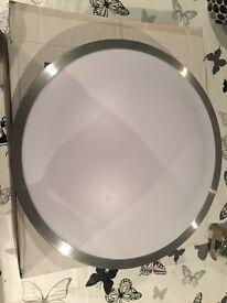 Brand new Dido 30cm LED bathroom flush light