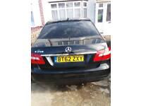 PCO CAR HIRE MERCEDES E250. £160 PER WEEK.