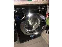 Candy Washing Machine 10kg load with 1600 rpm - Black