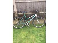 "PARIS MOUNTAIN RIDGE 26"" MOUNTAIN BIKE, really good condition £45"