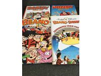 BEANO AND DANDY ANNUALS