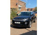 Land Rover, RANGE ROVER EVOQUE, Estate, 2015, Other, 2179 (cc), 5 doors