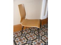 4 Ikea Gilbert Dining Chairs
