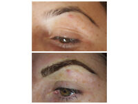 Semi Permanent Makeup OFFER - Brows, Eyes, Lips ONLY £105 (REGULAR PRICE £350)