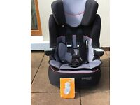 Child Car Seat 5 point harness