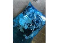 Bag of baby boys clothes bundle 0-3 months