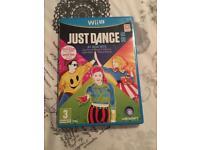 Wii U Just Dance 2015