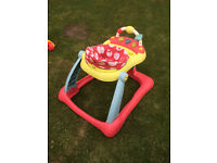 Chico – Baby Walker with Activity centre (Age up to 1)