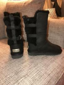 Girl's Genuine UGG Boots Size 9