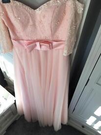 Unworn prom dress