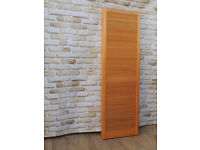 Room divider screen wooden (Delivery)