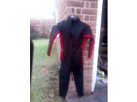 Size 6 wetsuits.