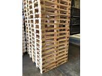 Mint clean used euro pallets minimum purchase 10xpallet