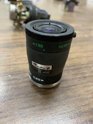 Rainbow L3.3-8mm 11.4 Cs Dc-iris Auto-iris Cctv Camera Lens B129
