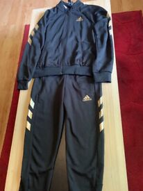 Girls Adidas tracksuit and clothes bundle