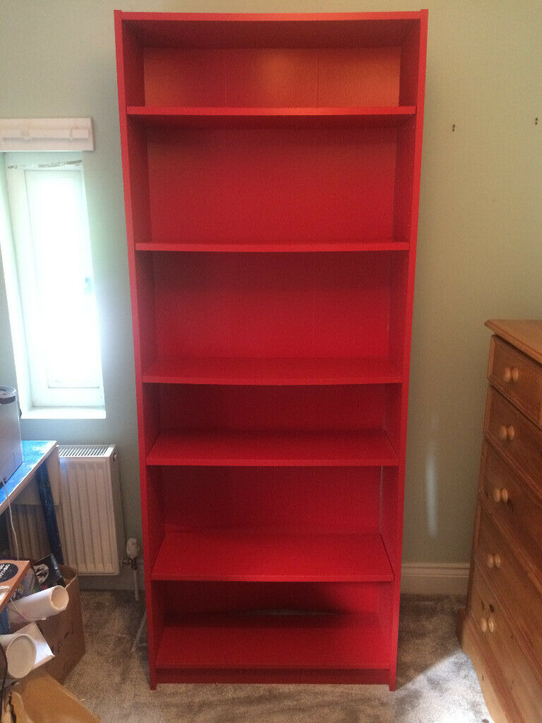 Free Ikea Billy Bookcase 80x40x202cm In Otley West