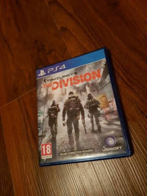 Tom Clancy's The Division PS4 | in Heywood, Manchester | Gumtree