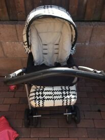 Mamas and Papas ultima mpx travel system