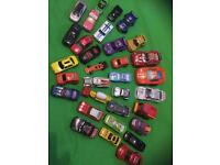 32 toy cars