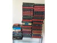 An array of readers digest story books of varying authors and some other books