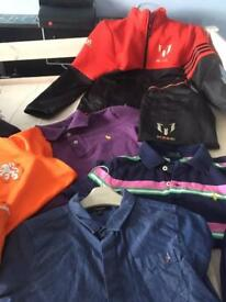 Size 7-8 boys designer clothes for 25