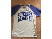 Superdry originals t shirt size xl