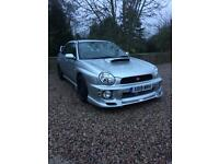 Subaru wrx 2.0 turbo 275hp lots of mods px swap