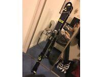 Fischer RC4 Worldcup SL 145cm 2016 Skis