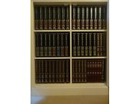Encyclopaedia Britannica 15th edition plus Books of the Year and Books of Science and the Future