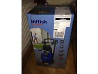 Nilfisk pressure washer e140.3-9 extra brand new sealed