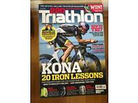 220 Triathlon magazines
