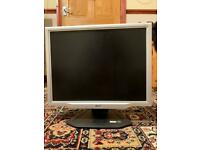 Acer x201 monitor