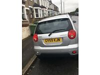CHEVROLET MATIZ 2009 AUTOMATIC, 796CC, LOW MILEAGE IN EXCELLENT CONDITION