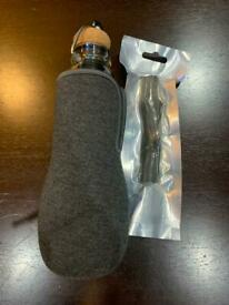 Charcoal Water Bottle