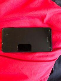 Microsoft Windows phone (black)