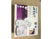 Brand new Phillips Avent single electric breast pump