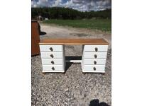 John Lewis solid pine dressing table. Free delivery