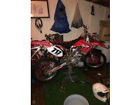 Honda cr 250 2007